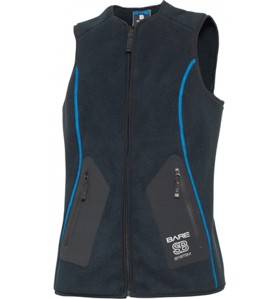 Bare SB Systems Mid-Layer Vest Dames