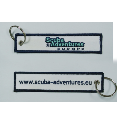 Sleutelhanger Scuba Adventures Europe