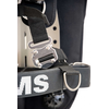 OMS Comfort Harness III Signature Performance Mono - Aluminium Backplate