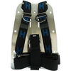 Halcyon Eclipse BC System - Standaard RVS Backplate