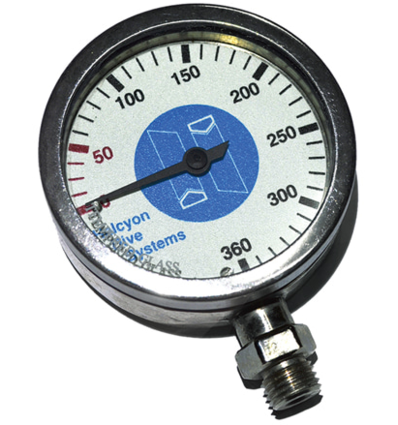 Halcyon Manometer Master Dive SPG